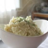 Gezonde aardappelpuree